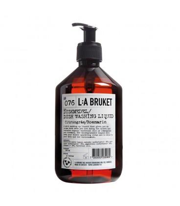 Jabón para vajilla citronela y romero nº076 LA BRUKET
