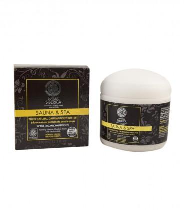 Sauna & Spa aceite daúrico corporal