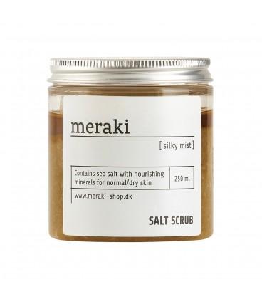 Meraki Salt Scrub. Exfoliante corporal con sales minerales.