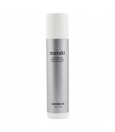Gel limpiador facial Meraki con Vitamina E y Extracto de cúrcuma