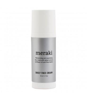 Crema de día con extracto de semillas Meraki