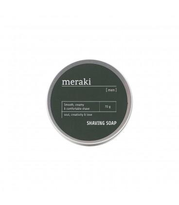 Shaving soap , jabón de afeitado 70gr Meraki