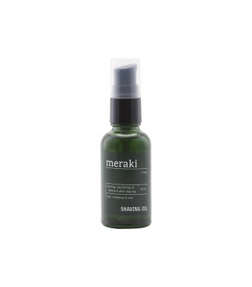Shaving oil, aceite de afeitado 30 ml Meraki
