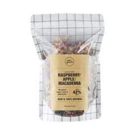 Nicolas Vahé Granolas de Frambuesa, Manzana y Nuez de Macadamia 280 gr