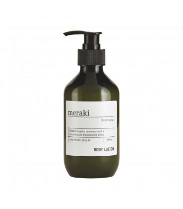 MERAKI body lotion linen dew