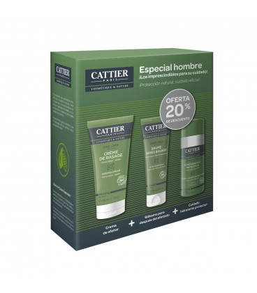 Pack especial hombre Cattier