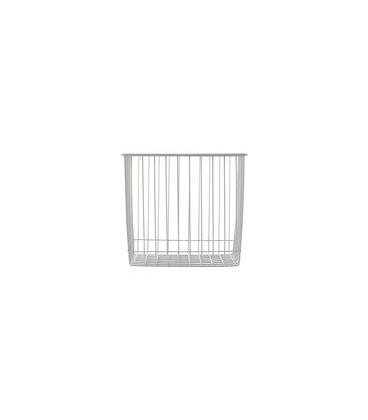 MERAKI basket gris metálica