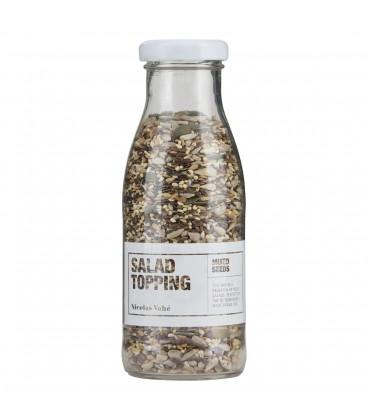 NICOLAS VAHÉ Toppings para ensalada de mezcla de semillas