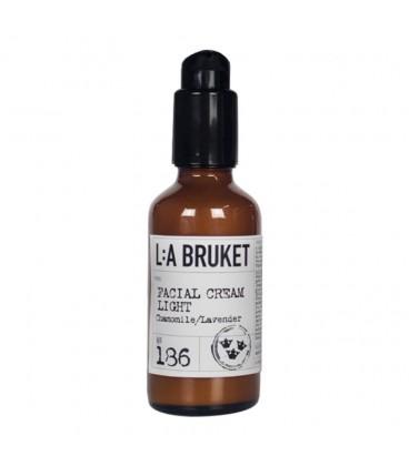 La Bruket facial crema hidratante de Camomila y lavanda nº186