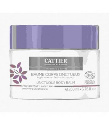 Cattier Bálsamo Corporal untuoso de arcilla violeta 200 ml