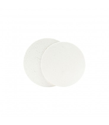 MERAKI FACIAL CLEANING SPONGE , esponjas desmaquillantes reutilizables eco-friendly