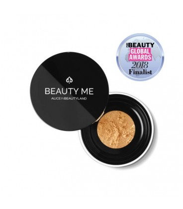 Alice in Beautyland base de maquillaje mineral OLIVE 5