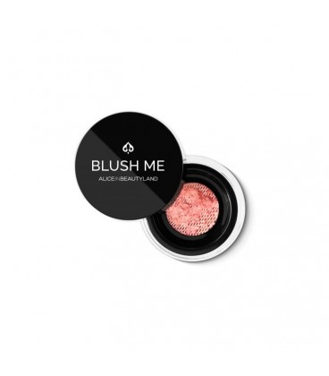 Alice in Beautyland BLUSH ME colorete mineral EXPLORER acabado satinado