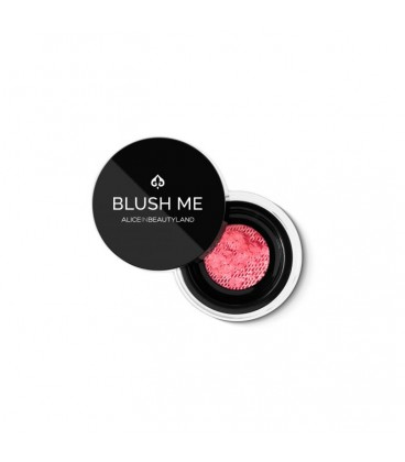 Alice in Beautyland BLUSH ME colorete mineral CHEERFUL acabado satinado