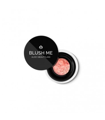 Alice in Beautyland BLUSH ME colorete mineral CURIOUS acabado brillante