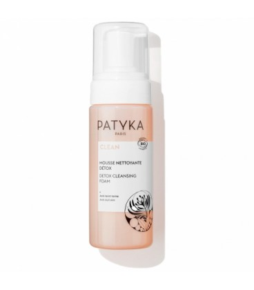 PATYKA CLEAN MOUSSE NETTOYANTE DETOX 150 ML