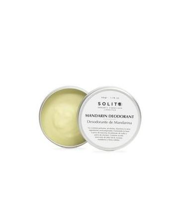Solito Desodorante sólido de Mandarina 50gr