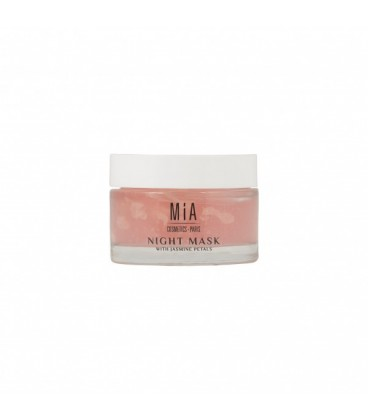 Mia Cosmetics Night Mask Whith Jasmine Petals