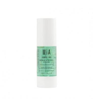 Mia Cosmetics Fluido Equilibrante Con Pétalos De Helichrysum