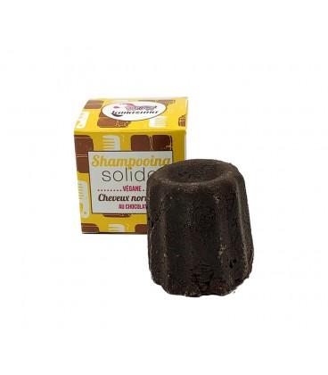 Lamazuna Champú Sólido Cabello Normal al Chocolate Vegano 55gr