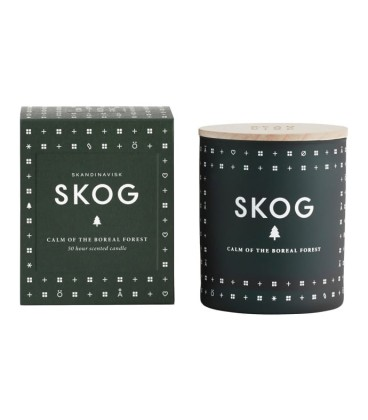 Skandkinavisk Skog Calm Of The Boreal Forest Scented Candle 190gr