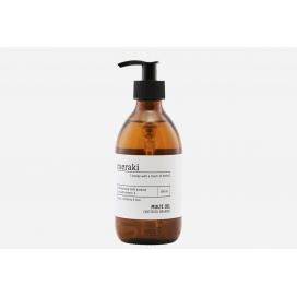 Meraki Aceite 100% Orgánico 300 ml Naranja Con un Toque de Hierbas