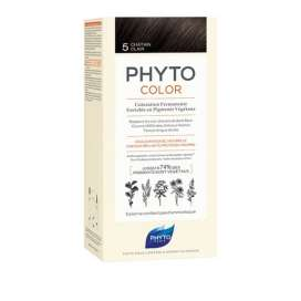 Phytocolor Tinte Sensitive 5 Castaño Claro