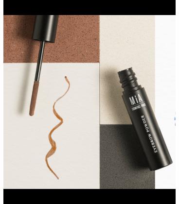 Mia Cosmetics Eye Powder Delineador de Cejas en Polvo (0723)