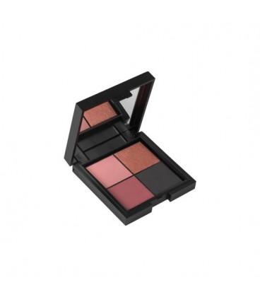 Mia Cosmetics Eyeshadow Palette Rose( 0719)