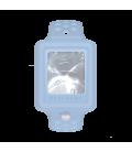 Cleands Pulsera de Gel Hidroalcohólico Azul