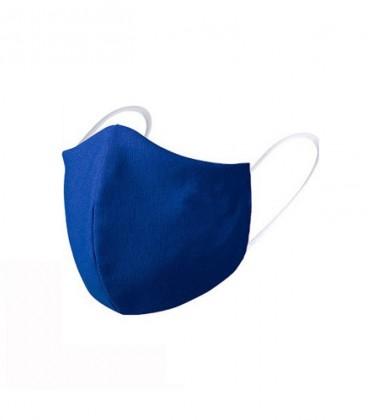 Mascarilla Niño Reutilizable Azul
