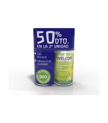 Weleda Duplo Desodorante Citrus 2º Unidad al 50%