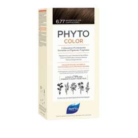 Phytocolor Tinte 6.77 Marrón Capuchino