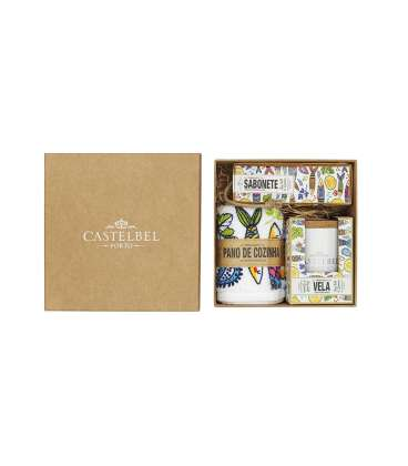 Castelbel Pack Sardinas