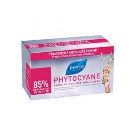 Phytocyane Ampollas Tratamiento Anti-Caida Densificante