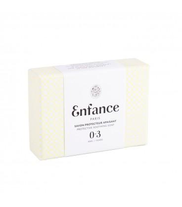 Jabón sólido 0-3 años