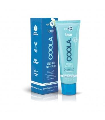 Moisturizing Face SPF 30 Organic Sunscreen Lotion