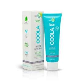 Coola: Mineral Face SPF 30 Cucumber Matte Finish Moisturizer (Solar facial hidratante)