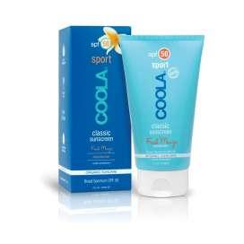 Coola: Sport Body SPF 50 Organic Sunscreen Fresh Mango (Crema Solar Cuerpo)