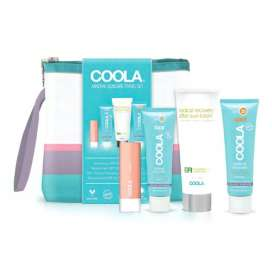 Coola: Mineral Suncare Travel Set (Kit de Viaje productos solares)