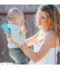 Coola: Mineral Baby Unscented Sunscreen SPF50 (protección solar bebés)