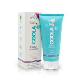 Coola Mineral Baby Unscented Sunscreen SPF50 (Protección Solar Bebés)