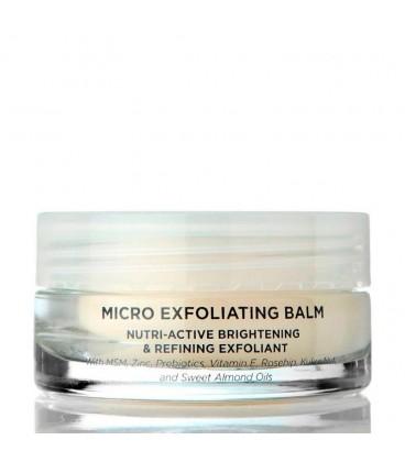 Oskia: Micro exfoliating balm