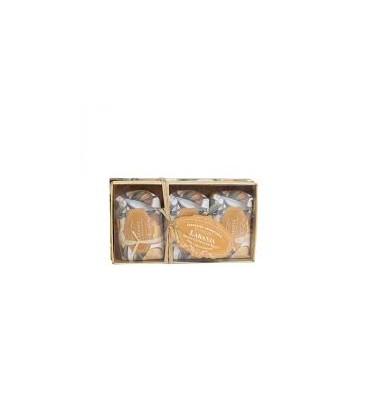 Castelbel caja de tres jabones de naranja