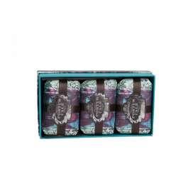 Portus Cale caja de tres jabones de orquidea negra