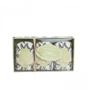 Castelbel caja de tres jabones de verbena