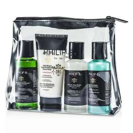 Travel Kit Paraben Free Fórmula 4x60ml