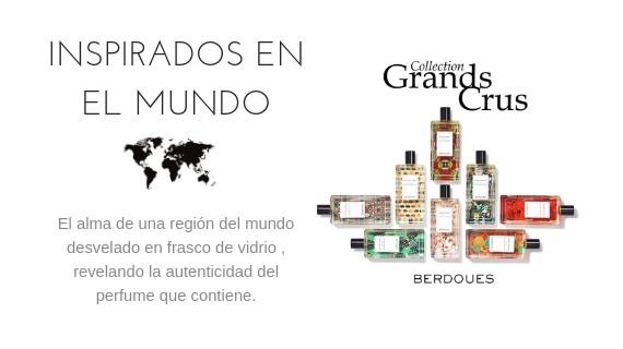 Colección Perfumes Grands Crus